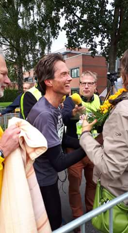 RUN 2018 GEWONNEN DOOR BELG - RUN Winschoten