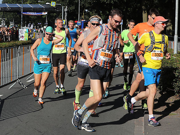 Start 50 km zaterdag 09:15 uur - RUN Winschoten