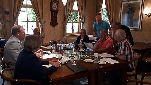 Overleg RUN - IAU over voorbereiding van het WK 2020 - RUN Winschoten