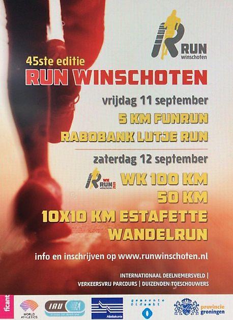 Inschrijving Run 2020 geopend - RUN Winschoten