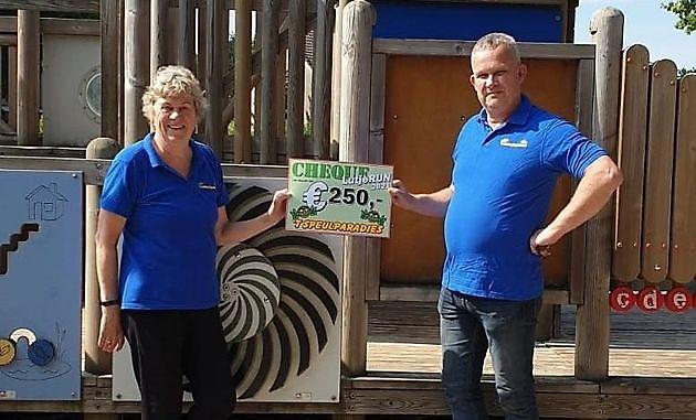 Speulparadies Beerta steunt Rabobank Lutje Run - RUN Winschoten