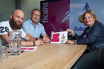 Rabobank Groninger Land en marketingbureau Ficant partners RUN RUN Winschoten