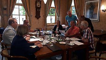Overleg RUN - IAU over voorbereiding van het WK 2020 RUN Winschoten
