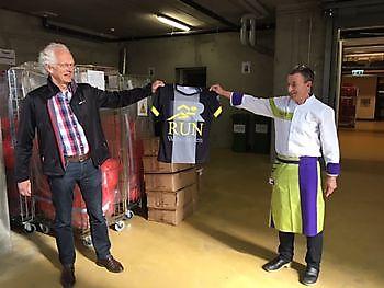 RUN SHIRTS VOOR OMMELANDER ZIEKENHUIS RUN Winschoten